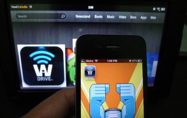 WiDrive App Icon