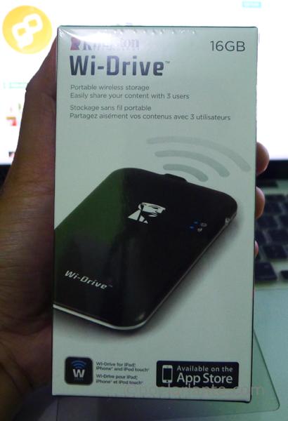 WiDrive UnBox1 wtmkRS