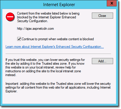IE Prompt 2012