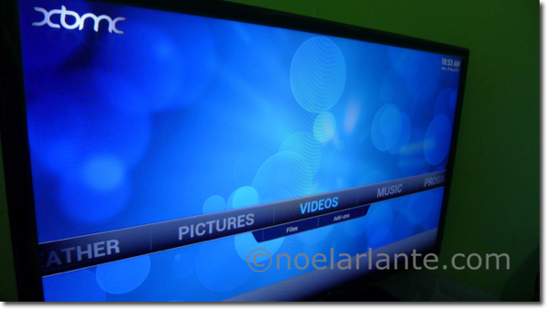 Xbmc Front Page RS wtmk