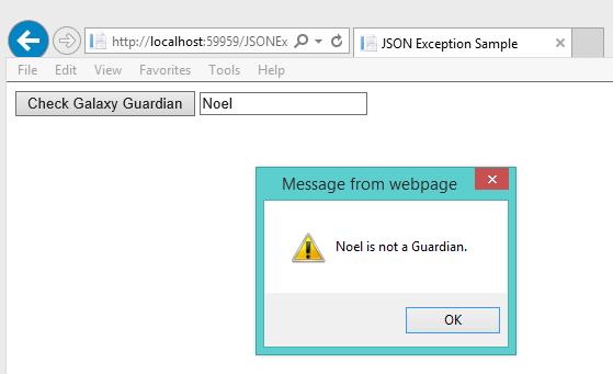 Not A Guardian