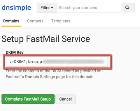 Dnsimplefastmailconfirm